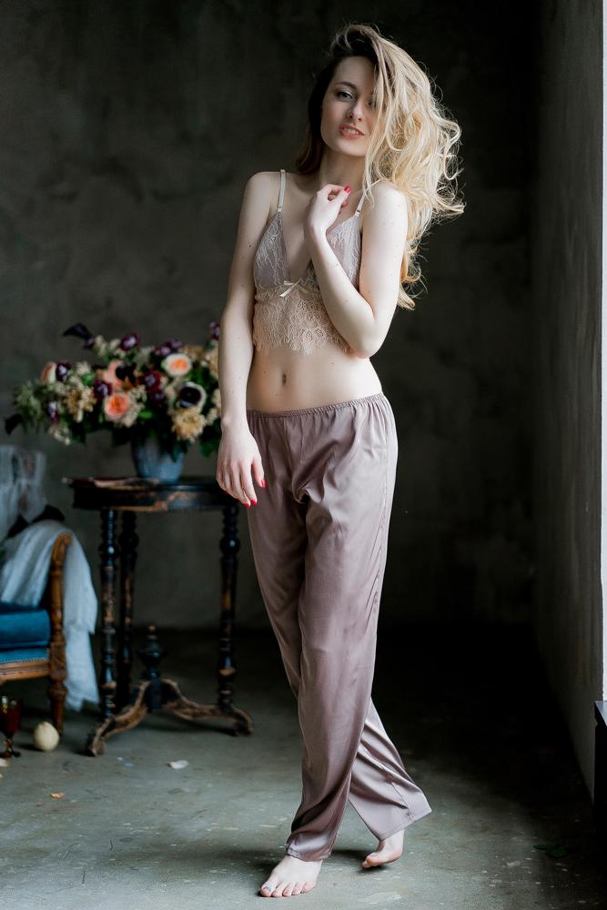 Маечка + брюки