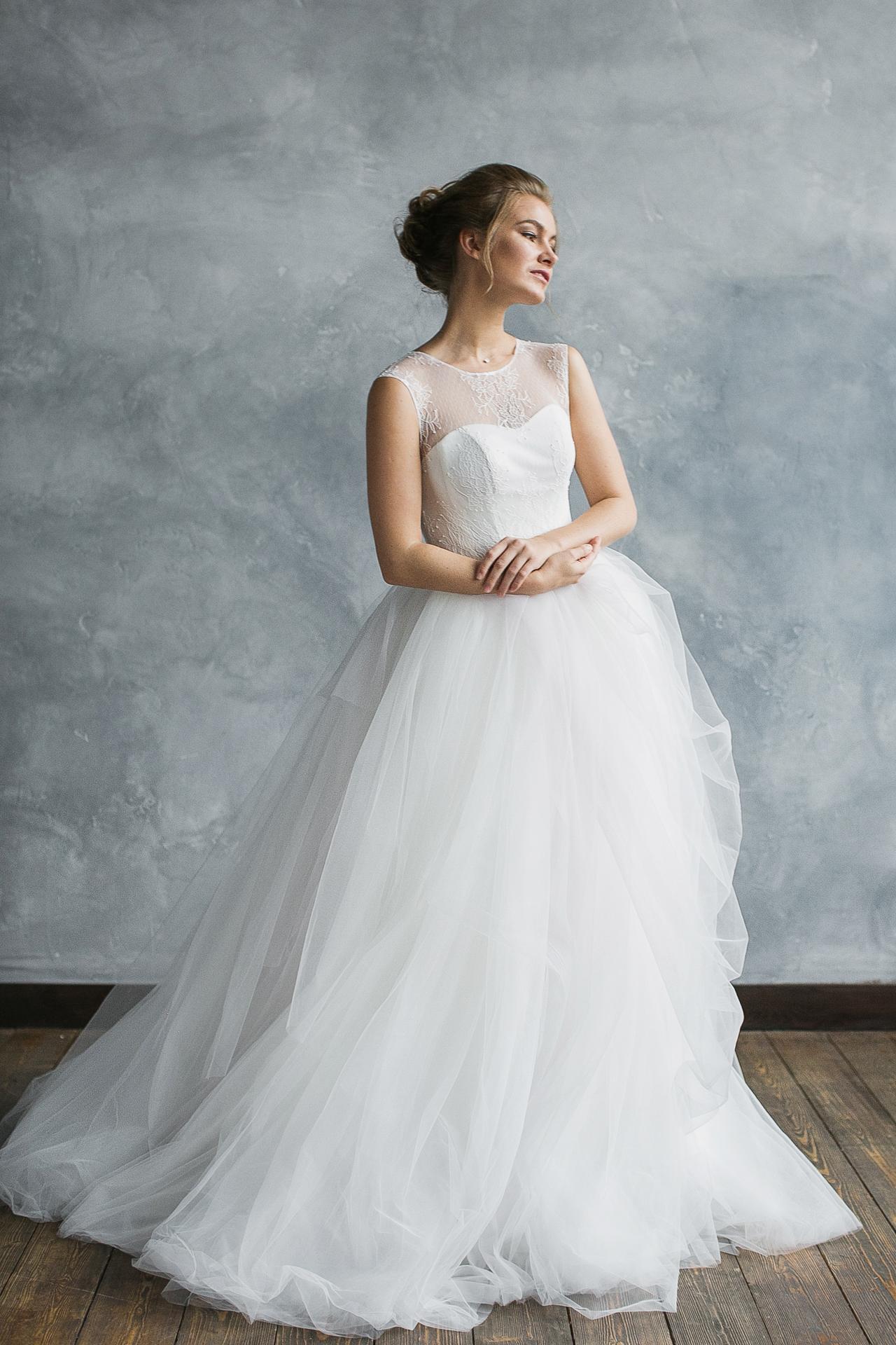 90698732086 Свадебное платье
