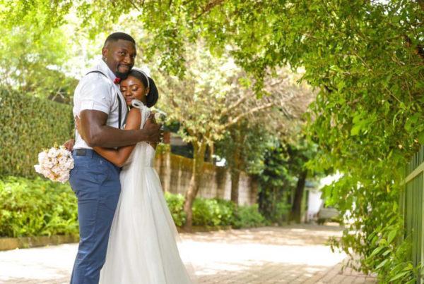Bride Nzala (Zambia)