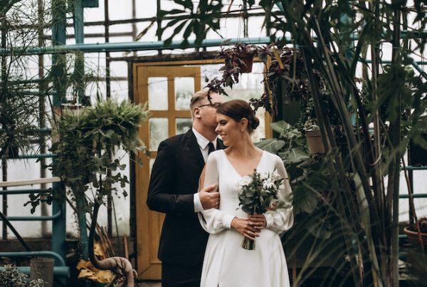 Bride Justina (Vilnius, Lithuania)